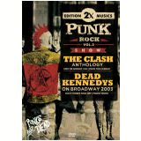 The Clash e Dead Kennedys 2003 (Vol. 2) (DVD) - The Clash E Dead Kennedys
