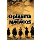 O Planeta dos Macacos - 35� Anivers�rio (DVD) - Charlton Heston, Kim Hunter, Maurice Evans
