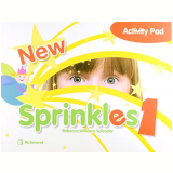 New Sprinkles 1 Activity Pad - Moderna - Didáticos