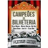 Campeões de Bilheteria - Platinum Edition (DVD) - Varios Interpretes