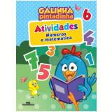 Galinha Pintadinha – Atividades – Números e Matemática - Editora Melhoramentos (Org.)