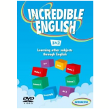 Incredible English 1 & 2 Dvd - Second Edition -