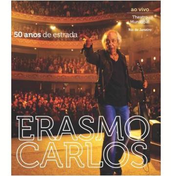 Erasmo Carlos - 50 Anos de Estrada - Ao Vivo No Theatro Municipal (Blu-Ray)