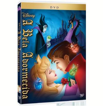 A Bela Adormecida - Edição Diamante (DVD)