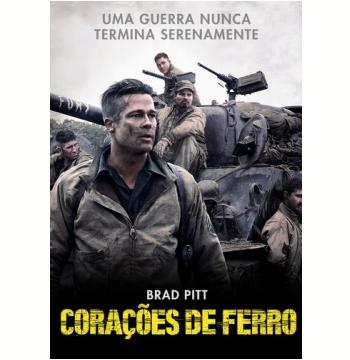 Corações De Ferro (DVD)