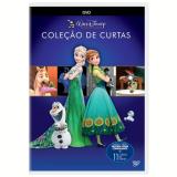 Walt Disney Animation Studios - Coleção de Curtas (DVD) - Kristen Bell, Alan Tudyk, Josh Gad