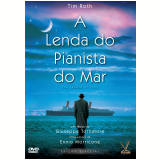 A Lenda do Pianista do Mar (DVD) - Tim Roth, Peter Vaughan, Bill Nunn