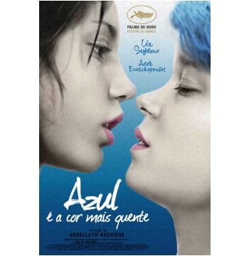 Azul  É A Cor Mais Quente (DVD)