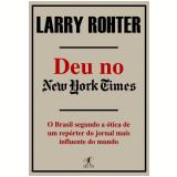 Deu no New York Times - Larry Rohter