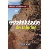 Estabilidade de Taludes - Denise Gerscovich