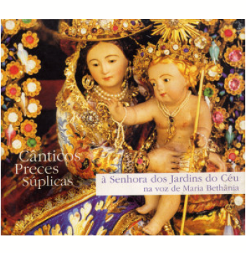 Maria Bethânia - Cânticos, Preces, Súplicas (CD)