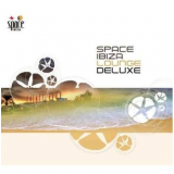 Space Ibiza Lounge Deluxe - Varios (CD) -