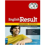 English Result Intermediate A Multi-Pack -