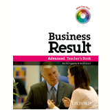 Business Result Advanced Teacher'S Book Dvd Pack -