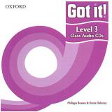 Got It! 3 Class Cd (Audio Cd) - Denis Delaney
