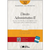 SABERES DO DIREITO 32 - DIREITO ADMINISTRATIVO II - 1� Edi��o (Ebook) - Elisson Costa