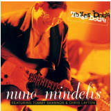Nuno Mindelis - Texas Bound (CD) - Nuno Mindelis