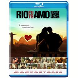 Blu - Ray - Rio, Eu Te Amo - Emily Mortimer - 7892110201629