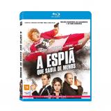 A Espiã Que Sabia De Menos (Blu-Ray) - Jude Law, Allison Janney, Melissa McCarthy