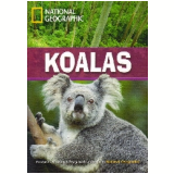 Footprint Reading Library - Level 7  2600 C1 - Save The Koalas - American English - Rob Waring