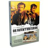 Os Aventureiros (DVD) - Alain Delon, Lino Ventura, Joanna Shimkus