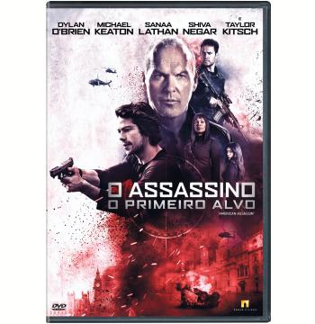 O Assassino o Primeiro Alvo (DVD)