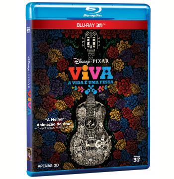 Viva - A Vida é Uma Festa (Blu-Ray 3D)