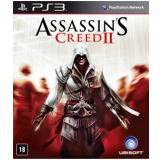 Assassin's Creed II (Manual em Portugu�s) (PS3) -