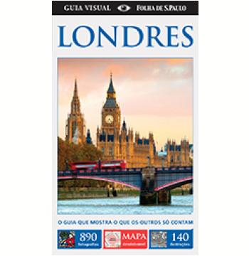 Londres (Inclui Mapa Avulso)