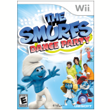 The Smurfs: Dance Party (Wii) -