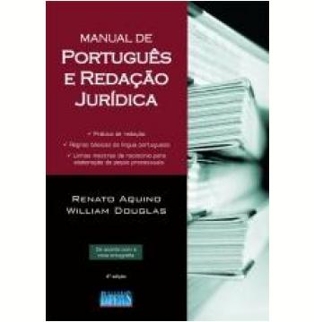 Manual de Português e Redação Jurídica