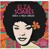 Deixa A Nega Gingar (2 Cds) - Elza Soares (CD) - Elza Soares