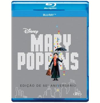 Mary Poppins - Edição de 50º Aniversário (Blu-Ray)