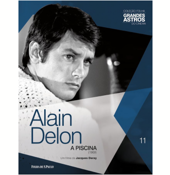 Alain Delon: A Piscina (Vol. 11)