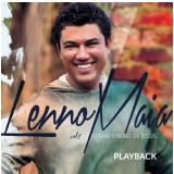 O Sanfoneiro De Jesus - Vol. 2 (playback) (gospel) (CD) - Lenno Maia
