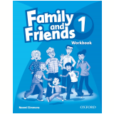Family And Friends 1 - Workbook - Simmons Naomi