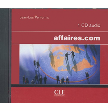 Affaires.Com CD Audio Pour La Classe