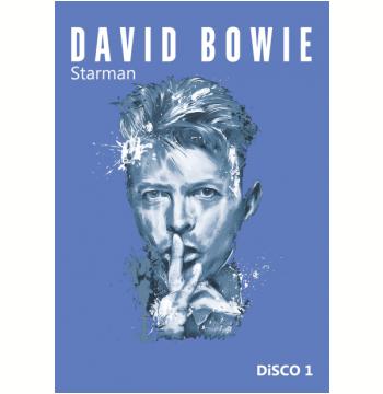 Box David Bowie - Starman (DVD)