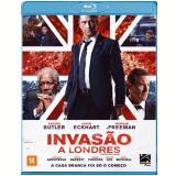 Invasão A Londres (Blu-Ray) - Gerard Butler, Morgan Freeman, Aaron Eckhart