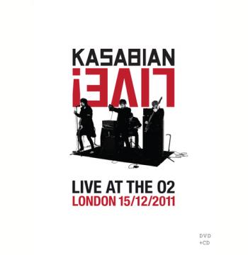 Kasabian - Live At The O2 - London 15/12/2011 (DVD)