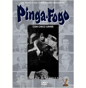 Pinga Fogo Com Chico Xavier (DVD)