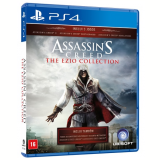 Assassin's Creed The Ezio Collection (PS4) -