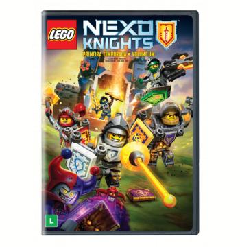 Lego Nexo Knights - 1ª Temporada (Vol. 1) (DVD)