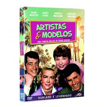 Artistas e Modelos (DVD)