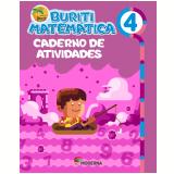 Buriti - Matemática - Caderno de Atividades - 4º Ano - Editora Moderna