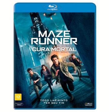 Maze Runner - A Cura Mortal (Blu-Ray)