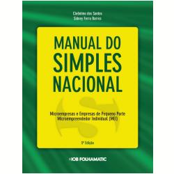 Manual do Simples Nacional
