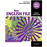 New English File Beginner Student Book - Clive Oxenden, Christina Latham-koenig