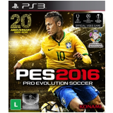 PES 2016 - Pro Evolution Soccer (PS3) -