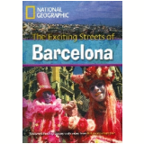 Footprint Reading Library - Level 7  2600 C1 - Exciting Streets Of Barcelona - American English